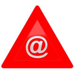 Warndreieck - Datenschutz