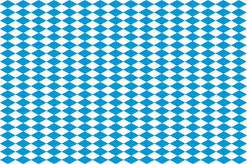 Rautenmuster - Bayern