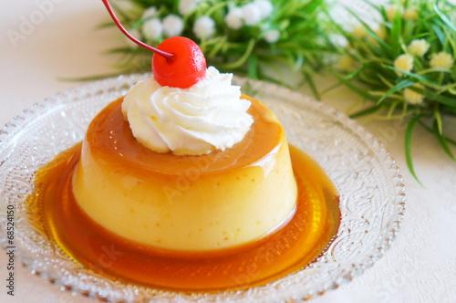 Custard Pudding (Flan)