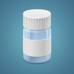 Jar for tablets