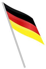 Flagge - Deutschland