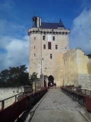Entrée du châteaux