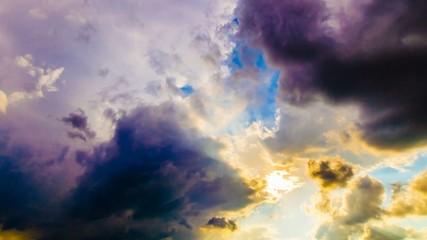TL - Sturmwolken