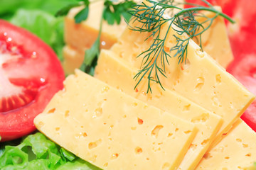 Cheese And Vegetables