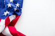 Leinwandbild Motiv American Flag