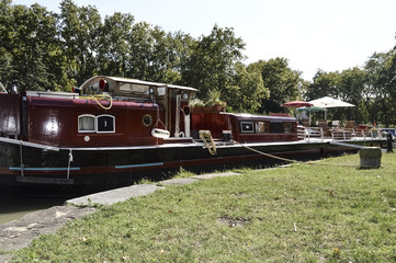 Barca vintage