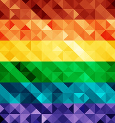 Rainbow gay pride background,colors of the LGBT community