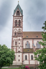 Freiburg Herz-Jesu Church