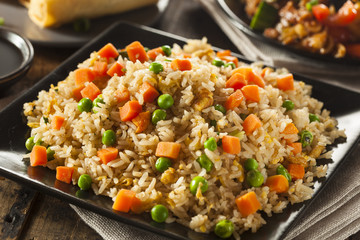 Healthy Homemade Fried Rice