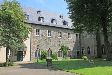 Klosterhof des Klosters Beyenburg (Nordrhein-Westfalen)