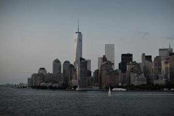 View of Manhattan in New Yor City