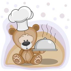 Cook Teddy Bear