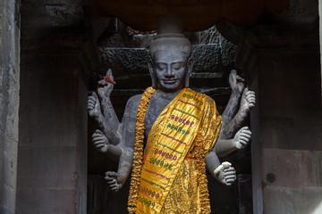 Revered Vishnu