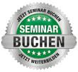 Seminar buchen - jetzt Seminar buchen - gruen
