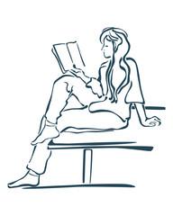 Girl_reads