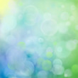 canvas print picture - hellgelb hellblau hellgrün textur
