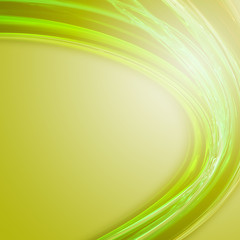 abstract eco background design with space for your text