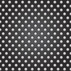 Steel Grate Background