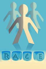 Race, Competition Concept