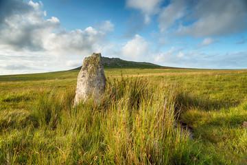 Roughtor on Bodmin Moor