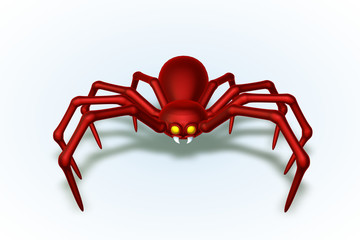 Blood the Red Spider