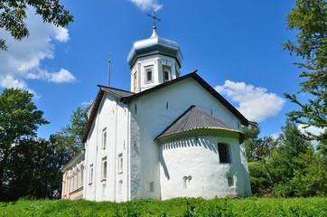 Церковь Троицы на Редятине улице, Новгород Великий