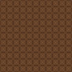 Brown pattern vector.
