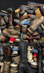 old shoes backgrounds 4