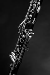 Detail take of a clarinet © Olaf Speier