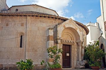 Brindisi, San Giovanni al Sepolcro - Puglia -Italy