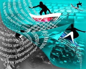 wave of Internet
