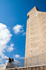 Brindisi, monumento ai marinai italiani - Puglia - Italy