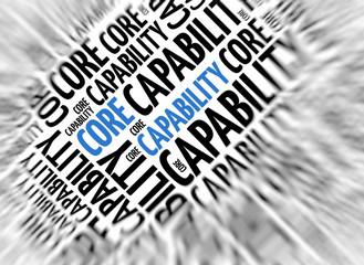 Marketing background - Core Capability