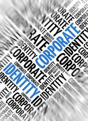 Modern marketing background - Corporate Identity
