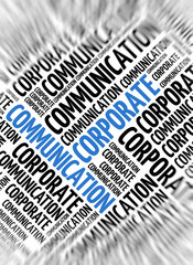 Marketing background - Coporate Communication