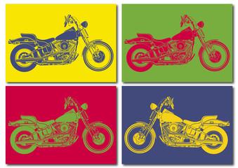 Moto sportster