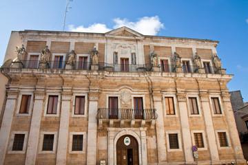 Brindisi, il Seminario Arcivescovile - Puglia, Italy