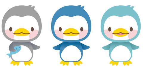 動物 ペンギン セット