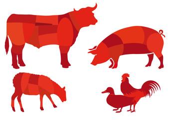 Beef Fleisch