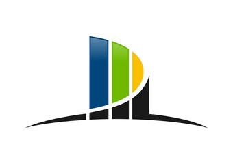 grow Financial busines success logo