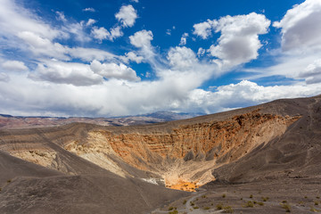 Ubebe Crater, Death Valley