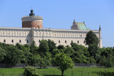 Castle in Lublin, Poland