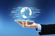 Internet Business smart phone