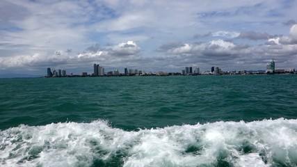 View to Pattaya.