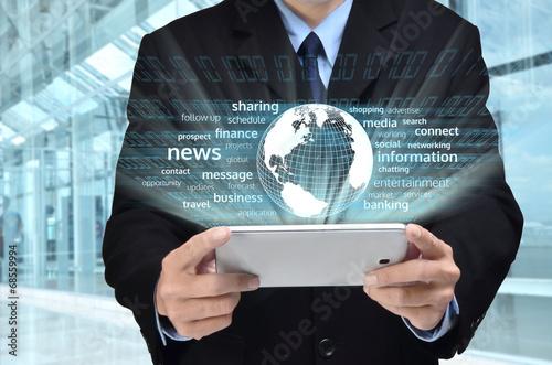 Internet Business Series - 68559994