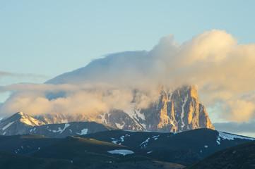 View form Rocca di Calascio