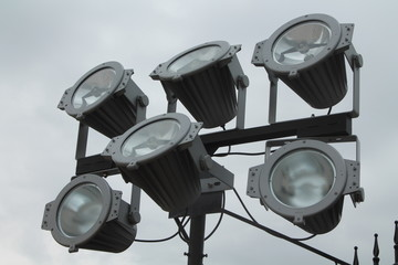 уличные прожектора