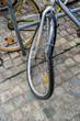 Fahrrad Acht
