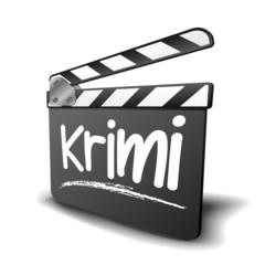 Filmklappe Krimi