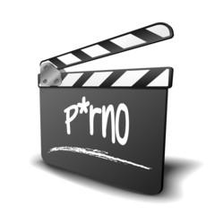 Filmklappe P*rno
